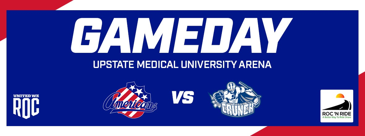 AMERKS CONCLUDE ROAD SWING TONIGHT IN SYRACUSE
