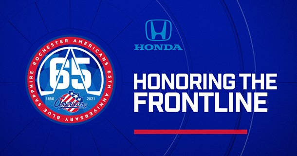 Honoring the Frontline