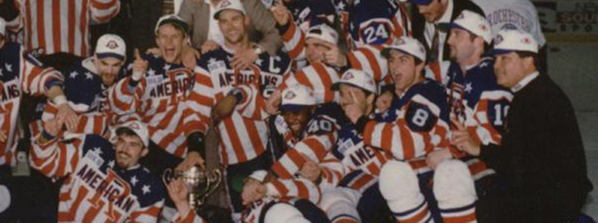 AMERKS MOURN THE LOSS OF DAVE GEREW