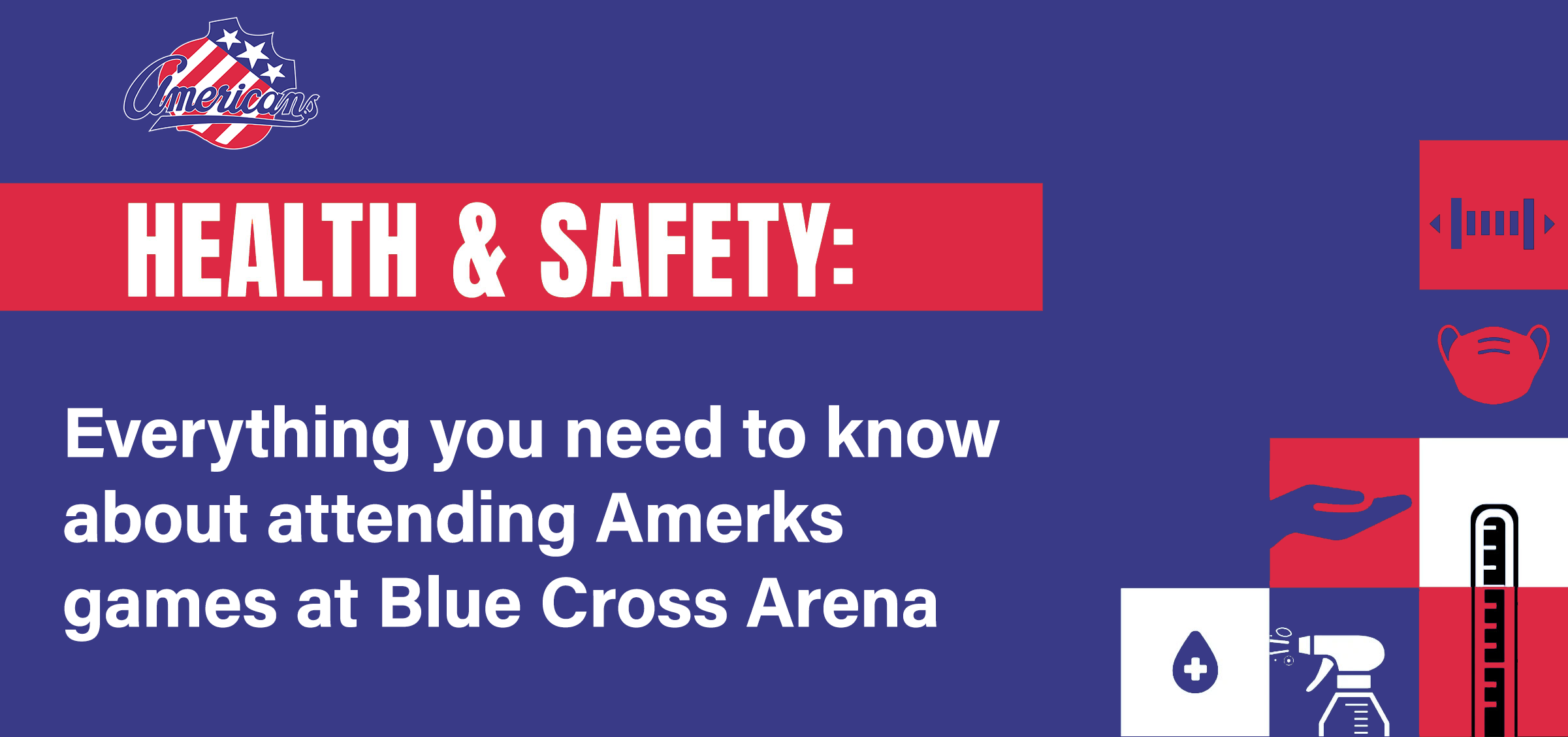 AMERKS ANNOUNCE COVID-19 VACCINATION POLICY