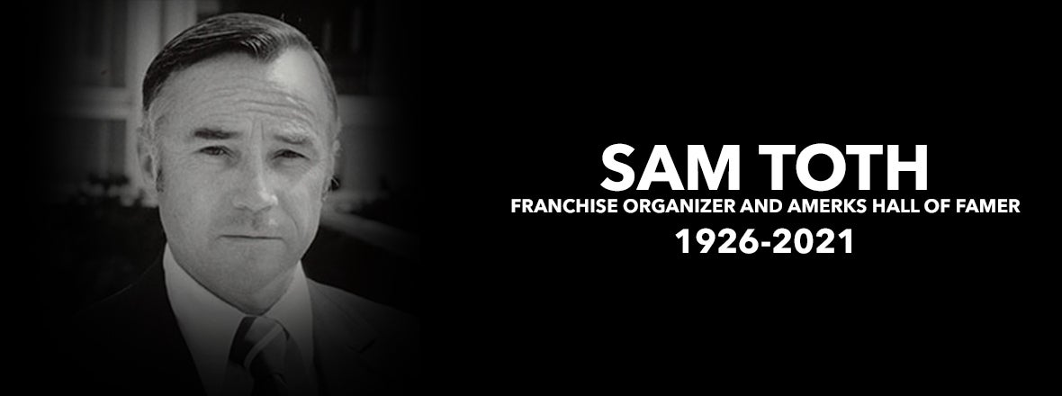 AMERKS MOURN THE LOSS OF SAM TOTH